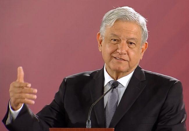 Los primeros 7 días de AMLO como Presidente