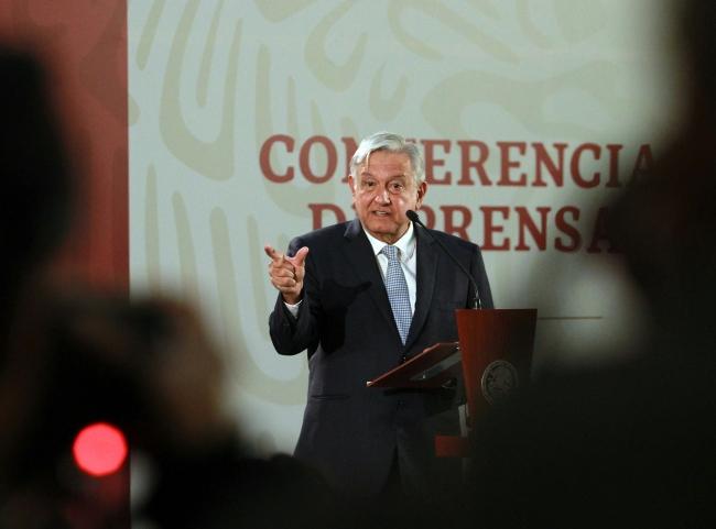 López Obrador anuncia mecanismo de evaluación de seguimiento al presupuesto