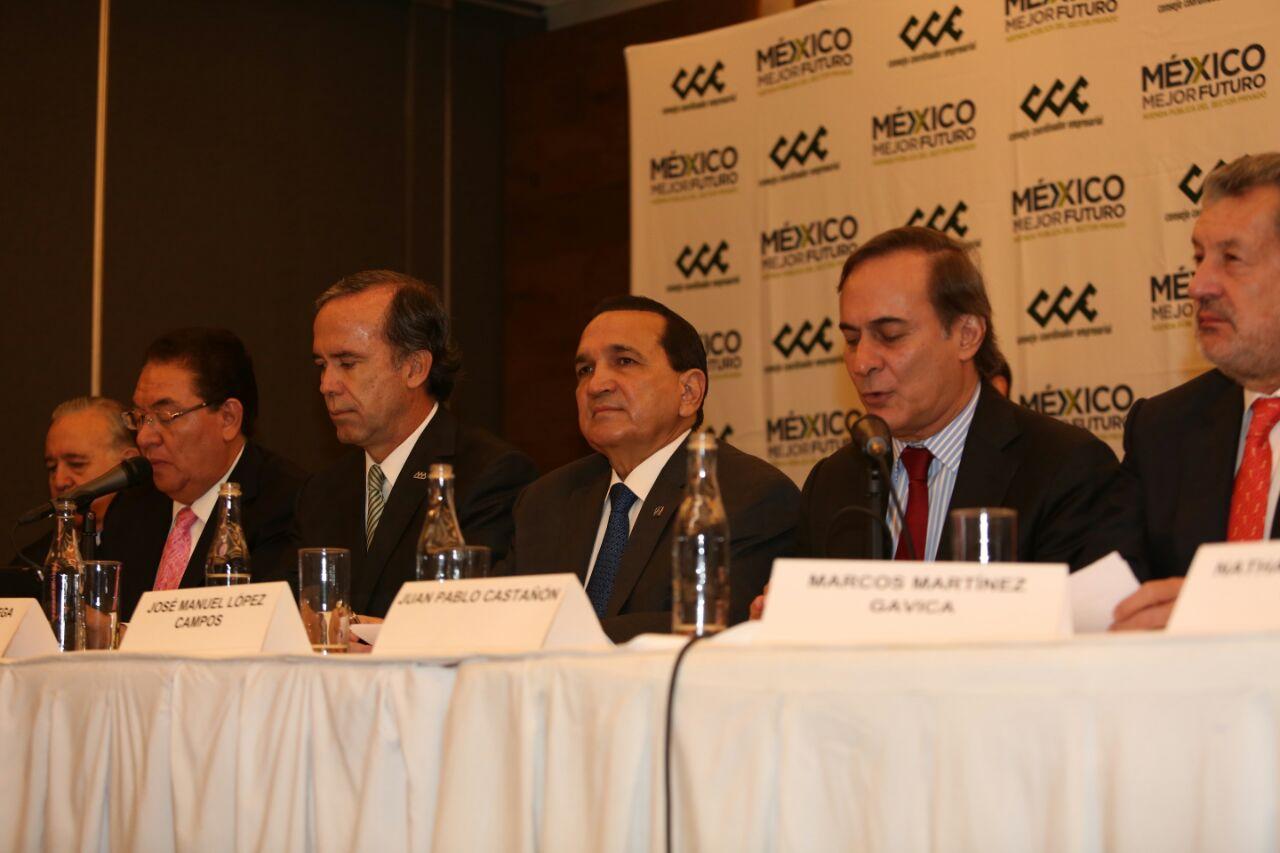 Alza al salario mínimo hará más equitativo a México: CCE