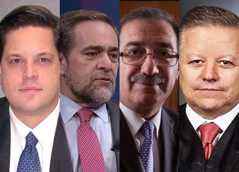 """Juicio político a los ministros de la Suprema """"Corta"""""""