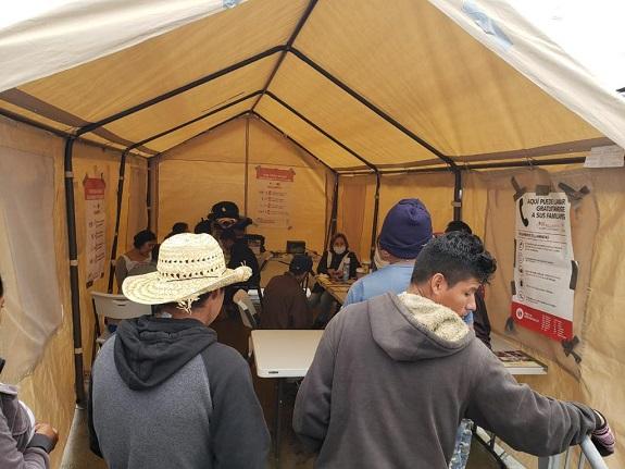 En Baja California se atienden a más de 3 mil migrantes salvaguardando sus derechos humanos: INAMI