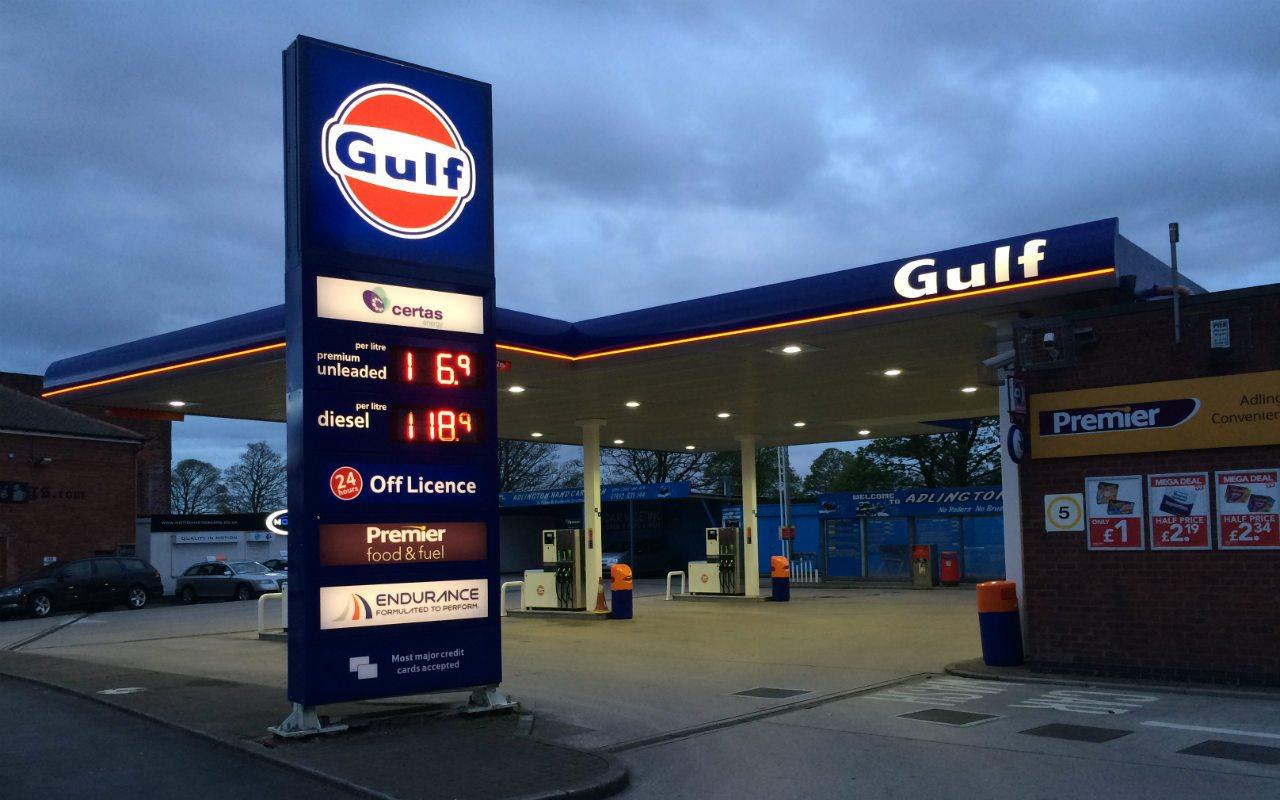 Gulf inaugura gasolinera número 50 en México