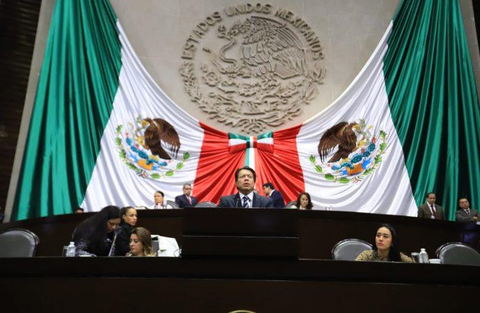 Con periodo extraordinario el Poder Legislativo dará certeza en materia de seguridad y judicial al país: Mario Delgado