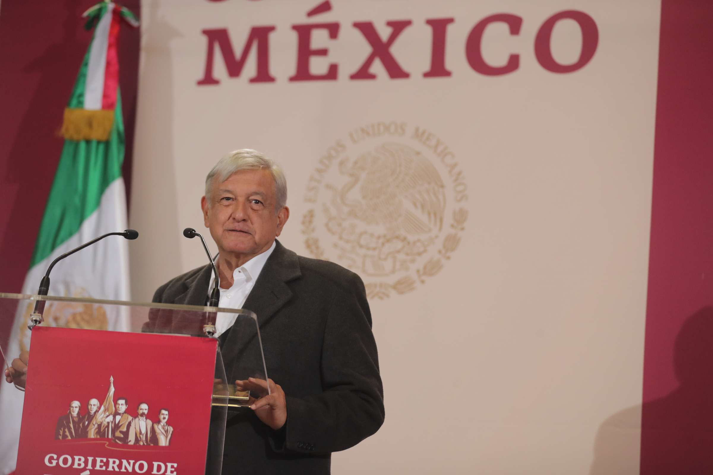 Principio de no intervención regirá política exterior, refrenda López Obrador