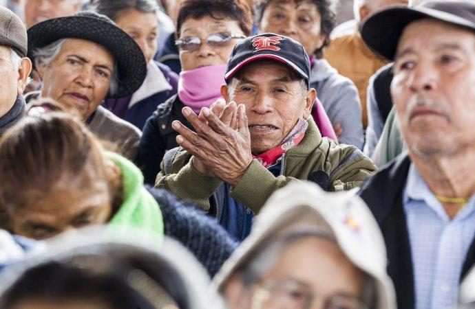 Pensión para personas adultas mayores, más allá de lo indispensable