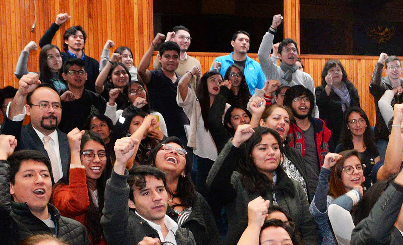 Alumnos de la UNAMcontinúan sus estudios en universidades de 29 países