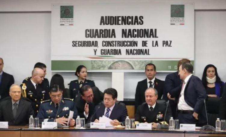 Empleo de la Guardia Nacional será de competencia civil y bajo ninguna circunstancia la dependencia suplirá al Ministerio Público: Sedena