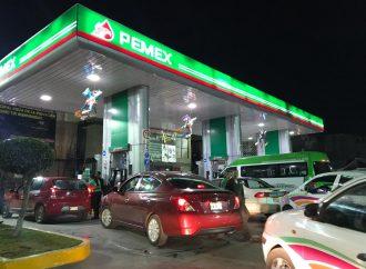 Llega desabasto de gasolina al Edomex y la CDMX