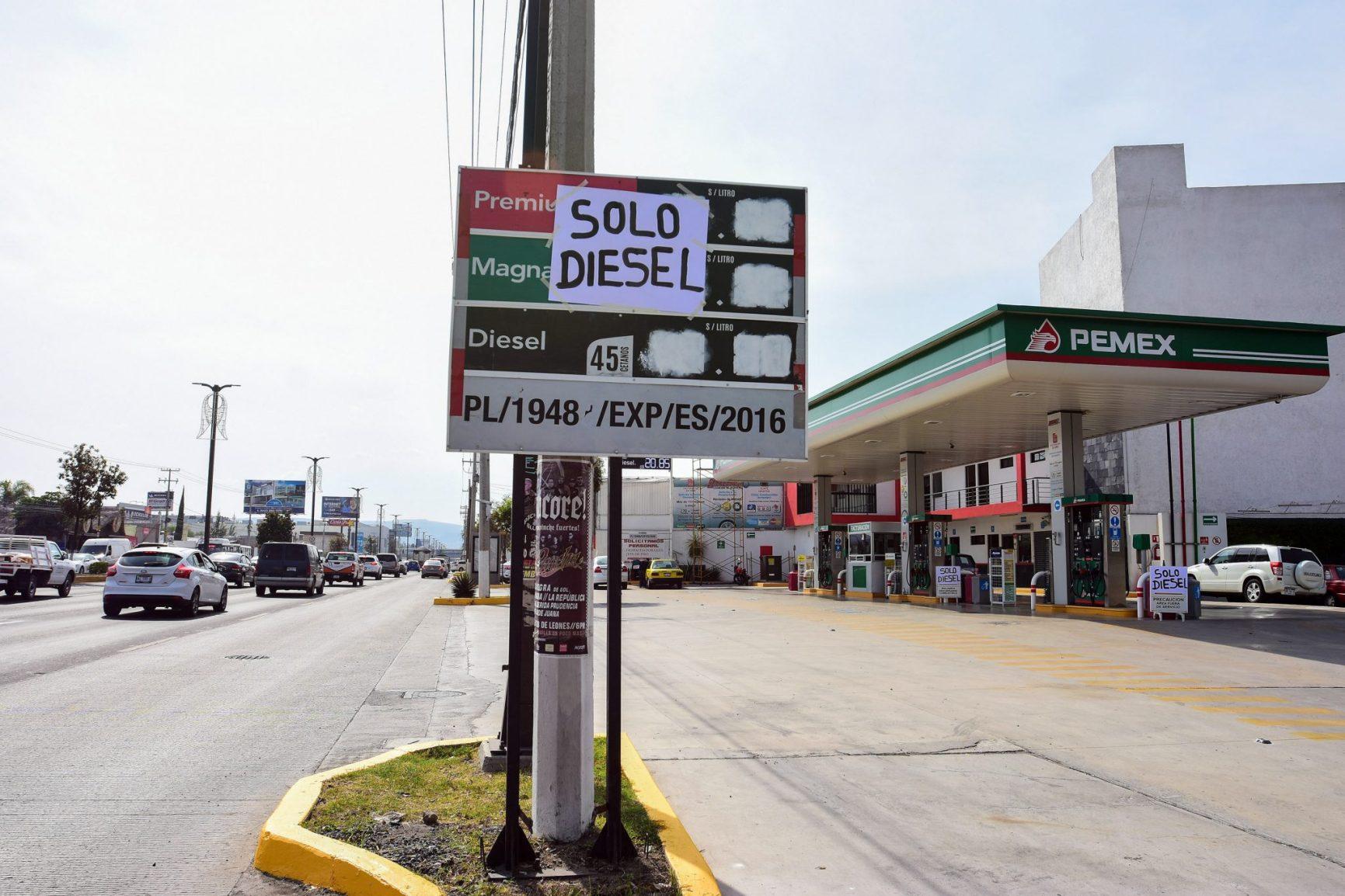 Estables los precios de las gasolinas: CRE