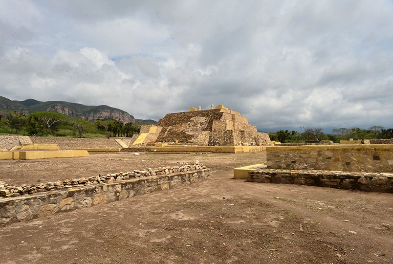 Expertos del INAH descubren templo dedicado a Xipe Tótec