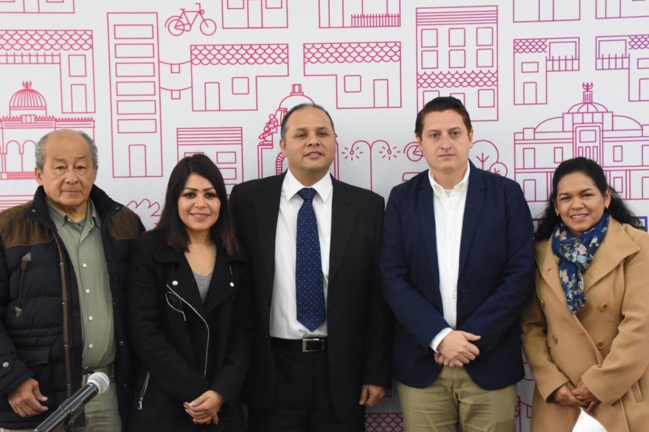 Fuentes Rocha presidirá la Comisión de Transparencia en la Cuauhtémoc