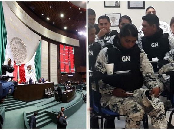 Guardia Nacional no es la panacea para resolver el problema de Inseguridad: especialistas