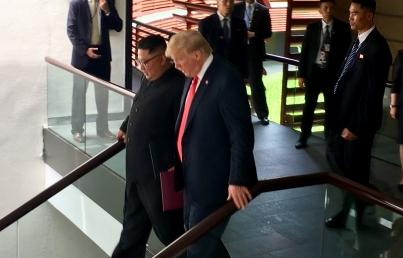 EU y Norcorea ultiman detalles de segunda cumbre Trump-Kim