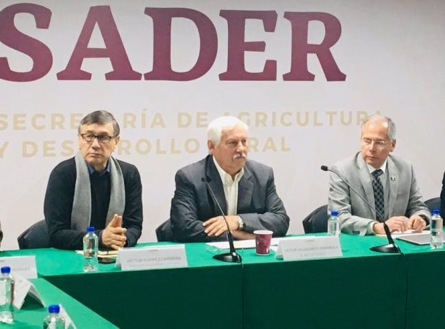 Presupuesto para agricultura tendrá enfoque social Villalobos Arámbula