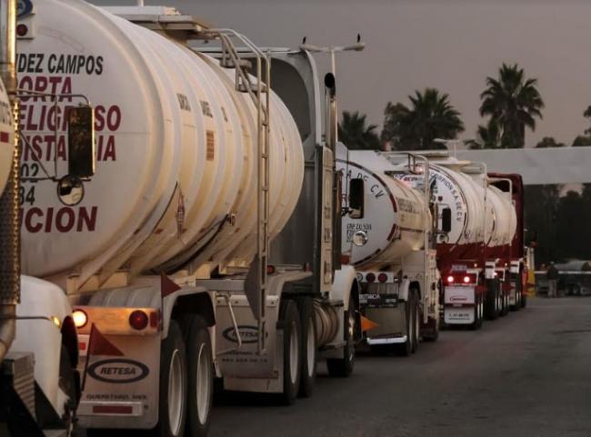 Gobierno federal trabaja para normalizar distribución de combustibles