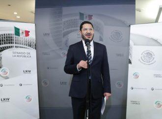 En periodo extraordinario, Congreso de la Unión responde al principal reclamo ciudadano: Martí Batres