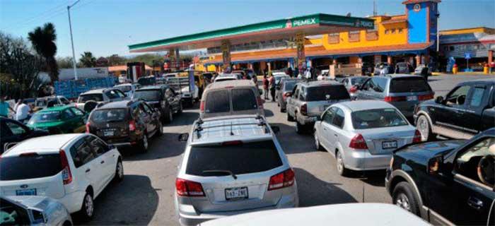 GCDMX pide apoyo a los capitalinos para optimizar el abasto de gasolina