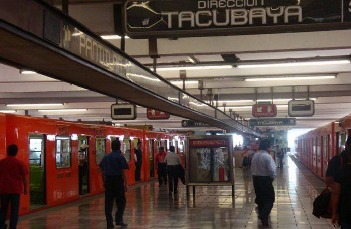 Metro retira trenes de líneas 1 y 9 para revisión de mecanismos