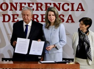 Gobierno de México y ONU firman convenio por termoeléctrica en Morelos