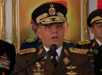 Fuerza Armada venezolana reitera lealtad a Maduro