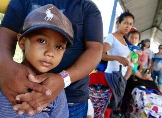 Atención psicológica y no detención de niños migrantes, prioridades de Unicef