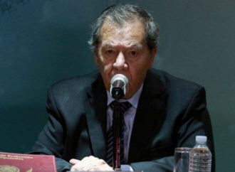 Muñoz Ledo promueve iniciativa para duplicar el salario mínimo