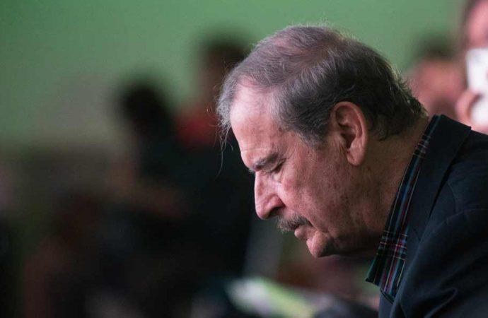 Ex presidente Vicente Fox fue investigado por el gobierno en la década de los 70