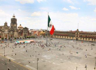 Tenochtitlán, de ciudad de agua, a ciudad seca
