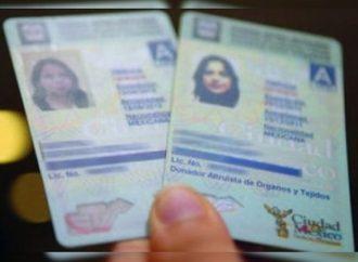 Se suspende la expedición de licencias y tarjetas de circulación entre el 28 de marzo y el miércoles 3 de abril