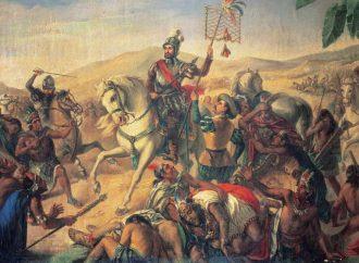 Volver a la historia de Aztecas y la Colonia; OK