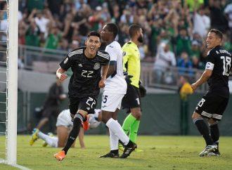 México derrota 7-0 a su similar de Cuba en arranque de Copa Oro