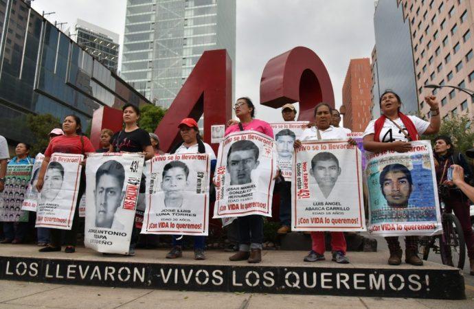 FGR: fiscal para caso Ayotzinapa es tema prioritario