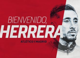 Atlético de Madrid oficializa fichaje de Héctor Herrera