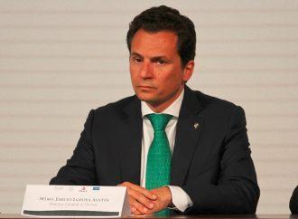 Juez niega a Emilio Lozoya acceso a sus cuentas bancarias