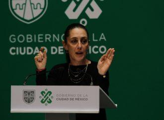 Descarta Sheinbaum daños por sismo de esta madrugada en Álvaro Obregón