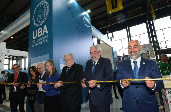 Arranca la III Feria Internacional del Libro de los Universitarios