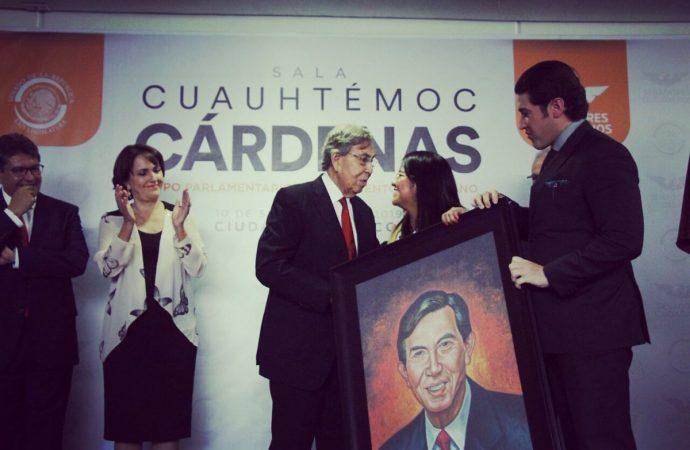 Desde 1997 se han contado bien los votos: Cárdenas