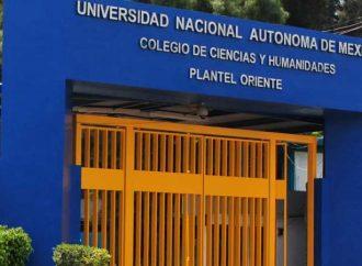 Realizan paro de labores en planteles de la UNAM