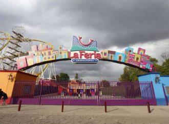 Despide la Feria de Chapultepec a todos sus empleados