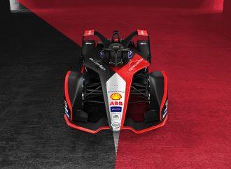 El auto de Fórmula E de Nissan cuenta con una nueva apariencia inspirada en un kimono japonés