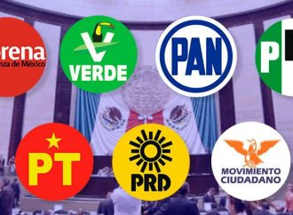 Buscará Morena recortar 50% de dinero a partidos políticos