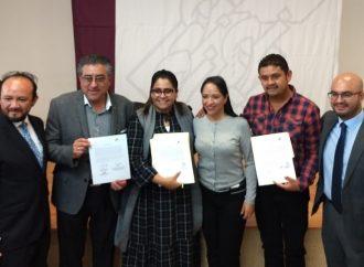 Firman Ayuntamiento de Tlacotepec y Secretaria de Bienestar iniciativa para abatir pobreza