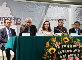 Nueva división territorial debe priorizar equilibrio poblacional: Consejero IECM