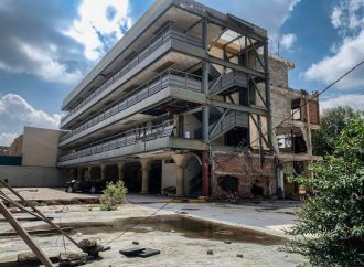 Emite CNDH recomendación por colapso del colegio Rébsamen