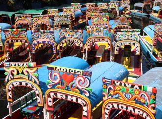 Embarcaderos de Xochimilco, libres de Covid