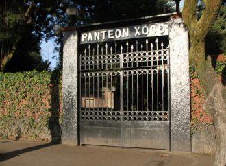 Alcaldía BJ informa cierre del Panteón Xoco para el 1 y 2 de noviembre