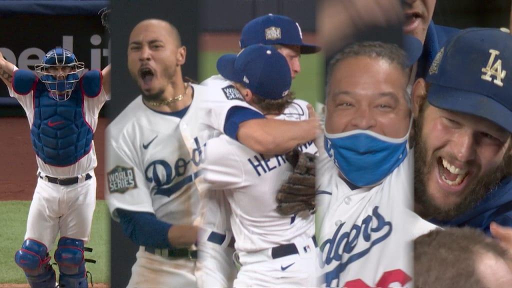 DODGER BLUE! 32 años después… Campeones, campeones, campeones !
