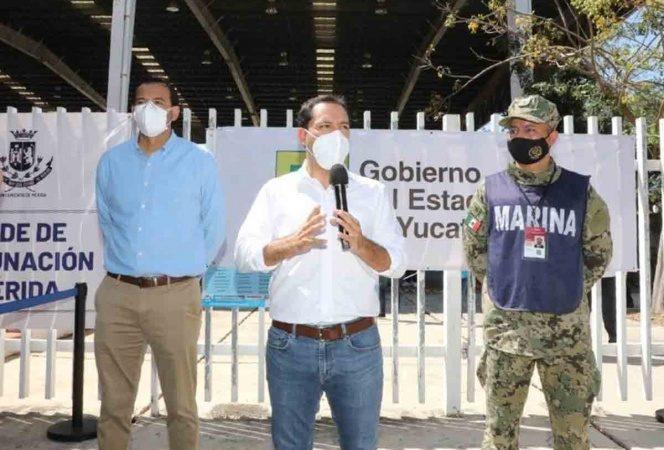 Yucatán confirma primer caso de cepa británica