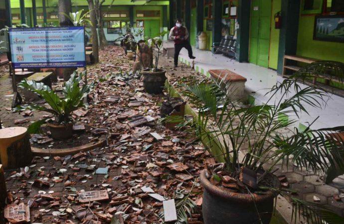 Fotos y videos del sismo en Indonesia