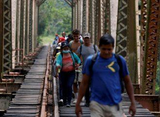Pide EU ayuda mundial para Centroamérica ante 'crisis humanitaria'